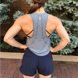 Lululemon Pace Perfect muscle tank